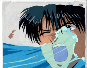 Fushigi Yugi - Production Cel 62