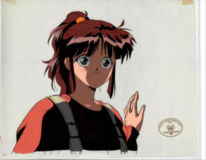 Fushigi Yugi - Production Cel 74
