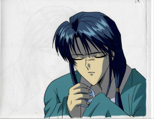 Fushigi Yugi - Production Cel 84