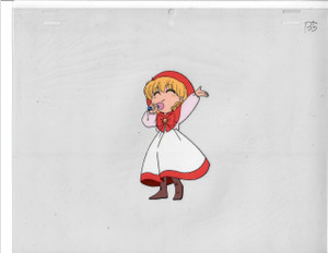 Akazukin Chacha - Production Cel 31