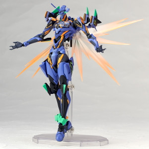 Evangelion - Evangelion Anima Final Model (Revoltech #17)