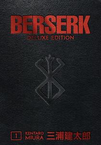 Berserk Deluxe Edition - Omnibus 1 (Hardcover)