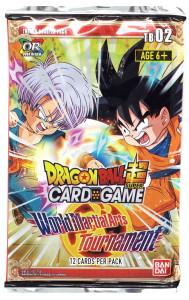 Dragon Ball Super TCG - World Martial Arts Tournament Booster Pack