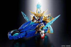 Zhao Yun 00 Gundam & Bilongou (#07)