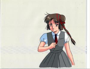 Vampire Princess Miyu - Production Cel 23