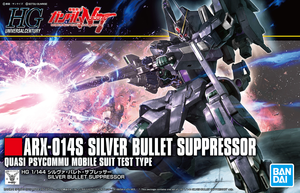 ARX-014S Silver Bullet Suppressor