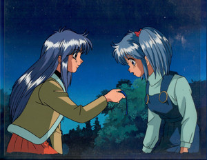 Magical Twilight - Production Cel 02