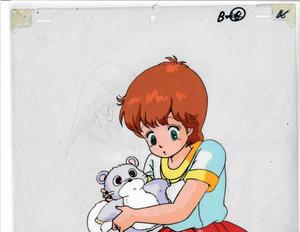 Magical Emi - Production Cel 01