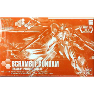 Scramble Gundam (Plavsky Particle Clear)