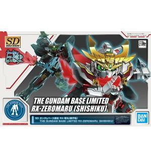 RX-Zeromaru Shishiku (Gundam Base Limited)