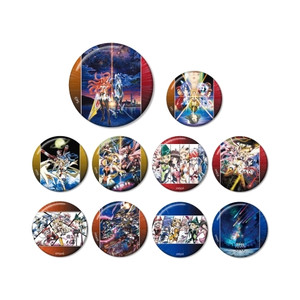 Symphogear Trading Can Badges