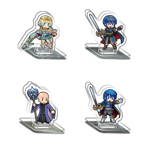 Fire Emblem Heroes Mini Acrylic Figures Vol. 2