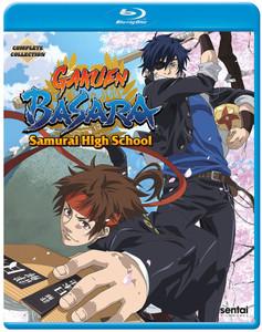 Gakuen Basara Blu-ray
