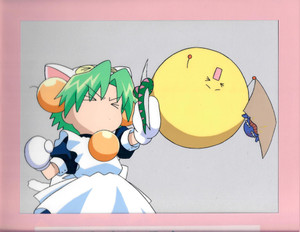 Di Gi Charat - Production Cel 17