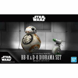 BB-8 & D-0 Diorama Set