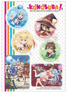 KonoSuba  - Sticker Set 1