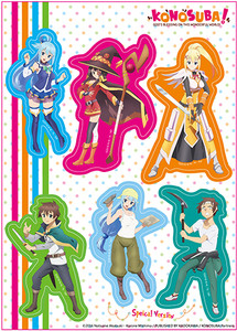 KonoSuba - Sticker Set 3