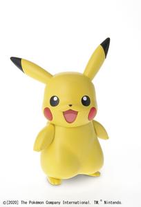 Pikachu (Plamo Collection #19)