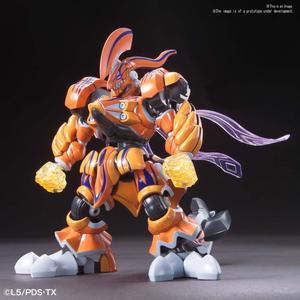 016 - LBX Ifrit