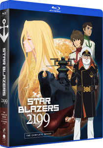 Star Blazers Space Battleship Yamato 2199 Complete Series Blu-ray