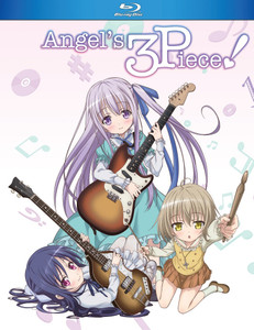 Angel's 3Piece Blu-ray
