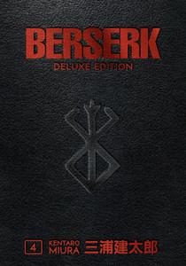 Berserk Deluxe Edition - Omnibus 4 (Hardcover)