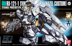 Advance of Z - RX-121-1 Gundam TR-1 Hazel Custom