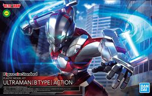 1/12 Ultraman [B Type] (Action  Ver.)
