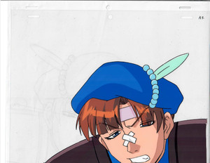 Mon Colle Knights - Production Cel 014