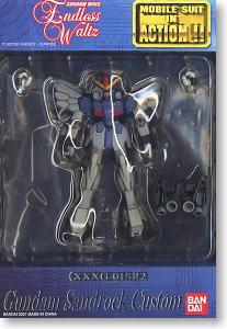 Mobile Suit Gundam Wing - Gundam Sandrock Custom (M.S.I.A. Ver.)