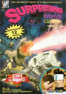 Secret File 06 - Star Gladiator