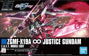 Infinite Justice Gundam (Cosmic Era Ver.)