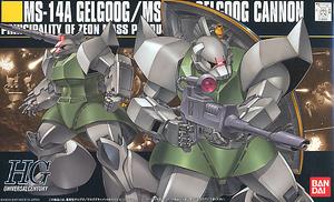 MS-14A Gelgoog/MS-14C Gelgoog Cannon