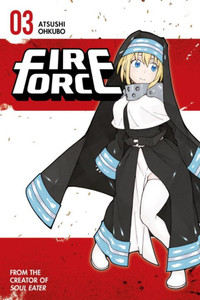 Fire Force - Vol. 3