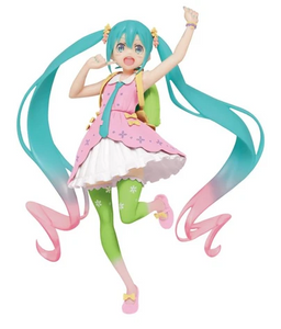 Hatsune Miku - Miku Figure (Original Spring ver. ~Renewal~)