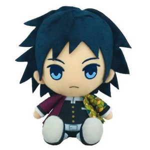 Demon Slayer - Giyu Tomioka Plush