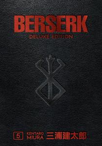 Berserk Deluxe Edition - Omnibus 5 (Hardcover)