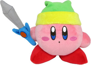 "Kirby Adventures - Kirby w/Sword (5"")"