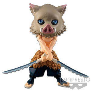 Demon Slayer - Inosuke Hashibira (Qposket Petit Vol. 2)