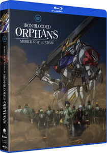 Mobile Suit Gundam Iron-Blooded Orphans Season 2 Complete Collection Blu-ray