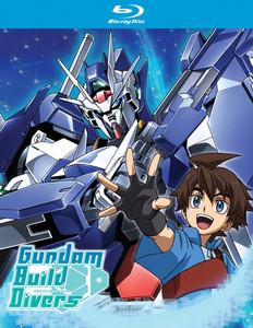 Gundam Build Divers Blu-ray