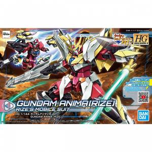 34 - Gundam Anima[Rize]