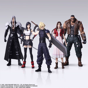 Final Fantasy VII Remake - Trading Arts