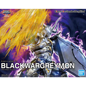 Digimon - Blackwargreymon (Amplified)