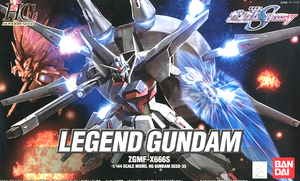 35 - Legend Gundam