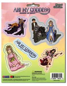 Ah My Goddess - Magnet Set