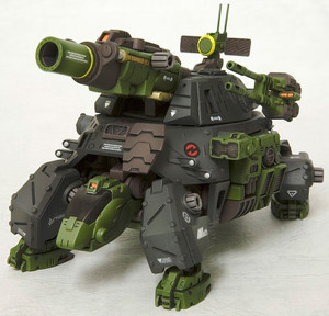 1/72 HMM RMZ-27 Cannon Tortoise