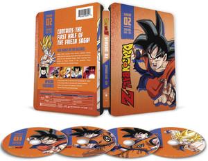 Dragon Ball Z Season 2 Steelbook Blu-ray