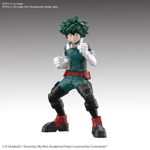 My Hero Academia - Izuku Midoriya (Entry Grade Model Kit)