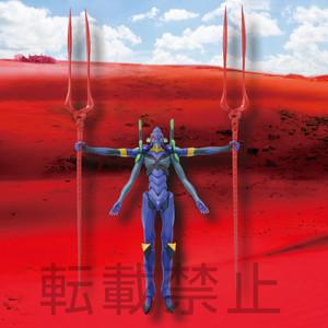 Neon Genesis Evangelion - Eva Unit 01 13 Figure